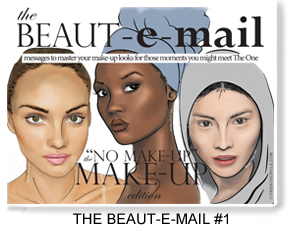THE BEAUT-E-MAIL #1 FEATURE IMAGE