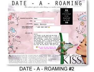 DATE - A - ROAMING #2